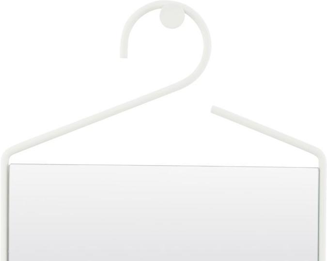 House Doctor Spiegel : House doctor spiegel hang weiß designwohnen
